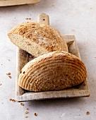 Brot backen - Hopfen-Abendbrot