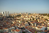 View of cityscape in Istanbul