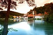 Kallmünz: Dorf, mittelalterlich, Naab, malerisch