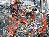 BMW manufacturing plant, Munich, Germany