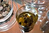 Close-up of Single malt whisky