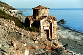 Ruins of Agios Pavlos Church, Greek
