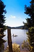 Schwarzwald: Natur, Wälder, See, Floß, Kinder, malerisch