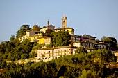 Italien, Piemont, Monforte d'Alba, Monforte d'Alba