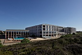 Sylt, Hotel A-Rosa, Aussenansicht mit Pool, Spa Resort