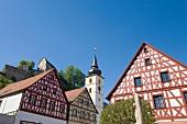 Bayern, Franken, Fränkische Schweiz, Naturpark, Reise, Platz