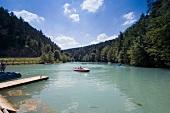 Bayern, Franken, Fränkische Schweiz, Reise, Naturpark