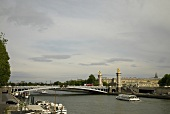 View of Pont Alexandre III, Paris, France