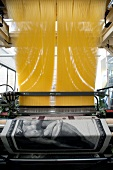 Textile and Industry Museum loom at Augsburg, Schwaben, Bavaria, Germany