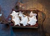 Plätzchenklassiker zur Weihnachtszeit: Zimtsterne