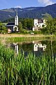 Seehof in Goldegg, Goldegger See