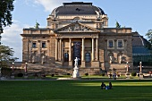 Wiesbaden State Theatre in Hesse, Germany