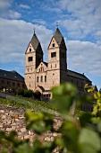 Deutschland, Hessen, Rüdesheim am Rhein, Abtei Sankt Hildegard