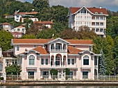 Yali's summer villas, Bosphorus, Istanbul, Turkey