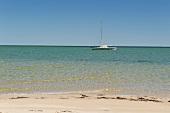 Australien, Western Australia, Shark Bay, Monkey Mia, Meerblick