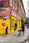 London, Hackney, Shoreditch, Stoke Newington Church Street