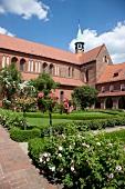 Lehnin Monastery in Kloster Lehnin, Brandenburg, Germany