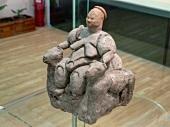 Goddess at Museum of Anatolian Civilization, Turkey