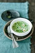 Wild herb soup (Austria)