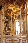Hall of Mirrors at New Castle Herrenchiemsee, Chiemgau, Bavaria, Germany