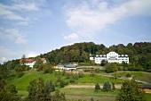 Monastery in Adelhozen, Bavaria, Germany