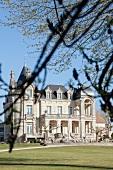 Château Barail, am rechten Ufer von Bordeaux, St.Emilion, Frankreich