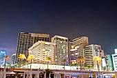 Intercontinental Phoenicia Hotel in Beirut, Lebanon