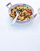 Abnehmen, Chinakohl-Pfanne, Gemüsepfanne, Pfannengemüse