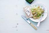 Abnehmen, Spitzkohlsalat mit Birnen