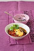 Tomaten-Eier-Curry (Indien)