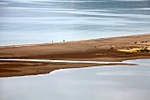 Türkei, Türkische Ägäis, Iztuzu plaji, Turtle Beach, bei Dalaman