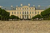 Lettland, Riga, Barockgarten