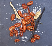 Dried tomatoes and spices