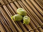 Three Fava Beans