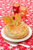 Epiphany cake or Three Kings' cake