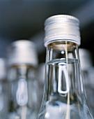 A bottle cap (close-up)