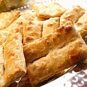 Bizchochos Dulces de Hojaldre; Argentine Sugar Glazed Pastries