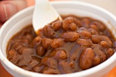 Bowl of Barbecue Baked Beans