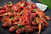 Barbecue crayfish (Swedish)