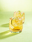 Jameson ginger (cocktail with whiskey & ginger ale)