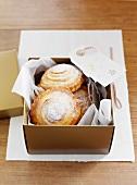 Fruit Mince Pies (Weihnachtsgebäck gefüllt mit Früchten)