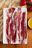 Spanish Bellota ham