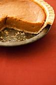 Pumpkin Pie, angeschnitten