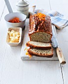 Orange and poppy seed bread