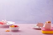 Symbolbild für gesunde Kindermahlzeiten (Fünf am Tag)