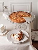 Apple tart (France)