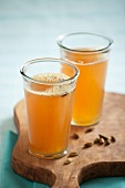 Spiced punch with cardamom