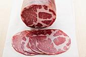 Coppa (Italian ham)