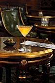 Yellow martini