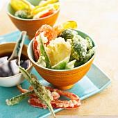 Vegetable tempura (Japan)